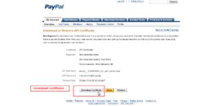 PayPayl_API_Certificates_Step9