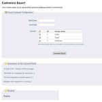 prestashop-customer-export-module-configuration-groups