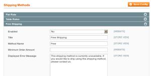 magento-configuration-free-shipping