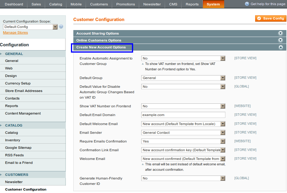 How-can-we-manage-Customer-Configuration-in-Magento-4