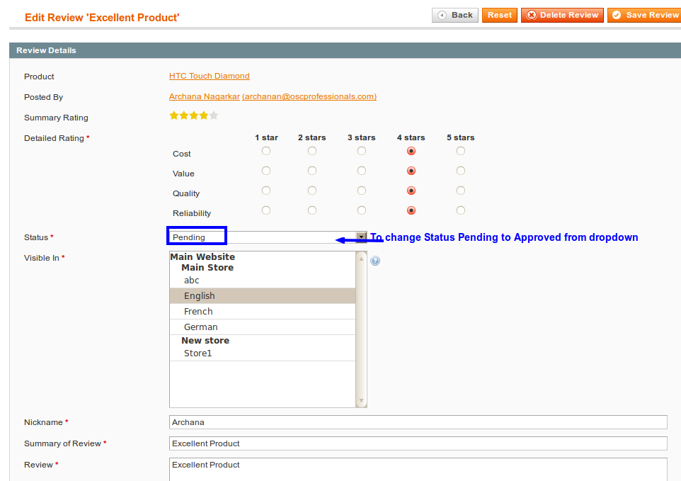 How-to-set-Reviews-and-Rating-in-Magento-12