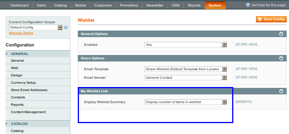 Wishlist-Setting-In-Magento-4