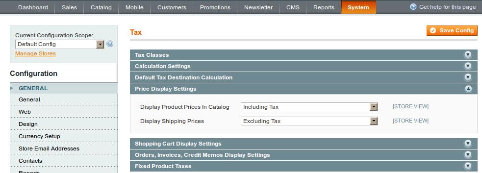 price catalog 4