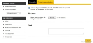Demo Screen Shots