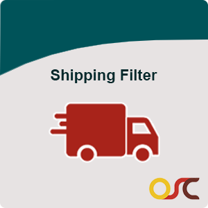Shipping Filter Magento Extension