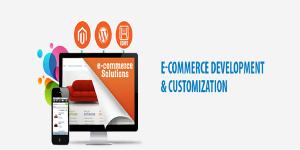 E-commerce Development & Customization
