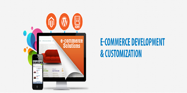 E-commerce Development & Customization