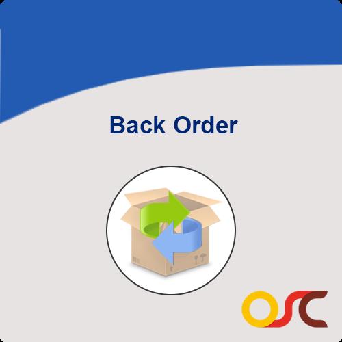 back-order