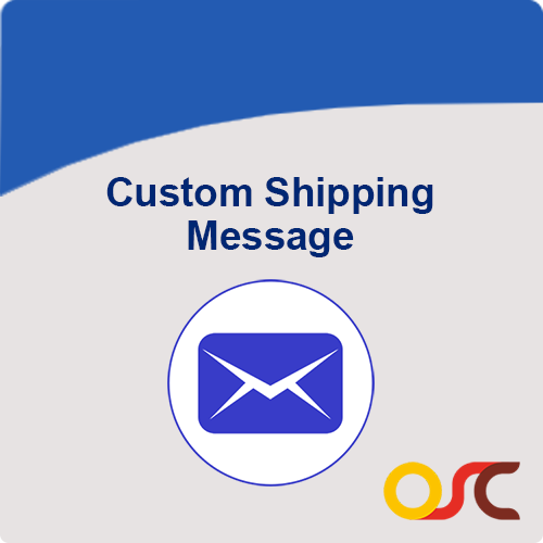 custom-shipping-message