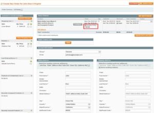 magento 1 vat exempt configure custom price from backend