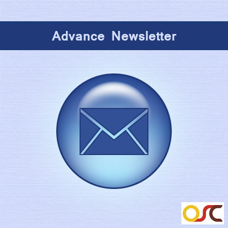 advance newsletter in magento1