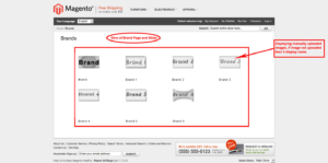 brand slider magento1 display manually uploaded images