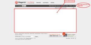 brand slider magento1 brand slider disabled on frontend