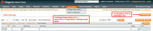magento1 image gallery manage image gallery from admin panel