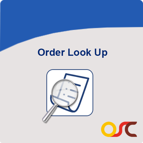 order-look-up