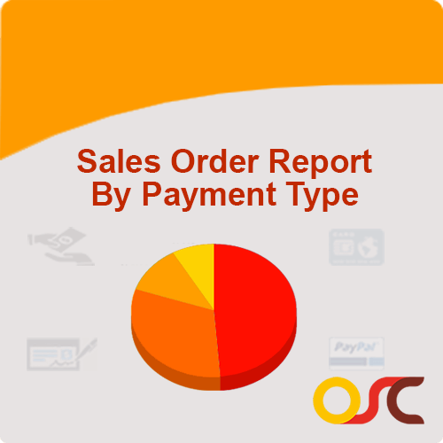 sales order report by payment-type