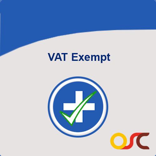 vat-exempt