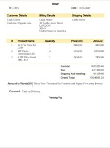 order pdf