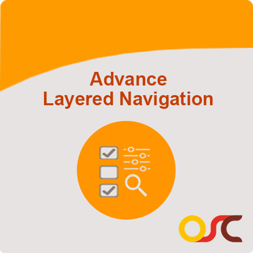 layered navigation magento2 module from OSCP