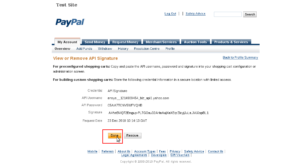 PayPayl_API_Signature_Step9