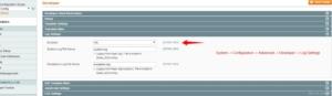 Magento-Speed-Optimization-Magento-Configuration-Log-Setting-Disable