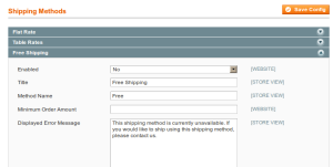 magento-configuration-free-shipping