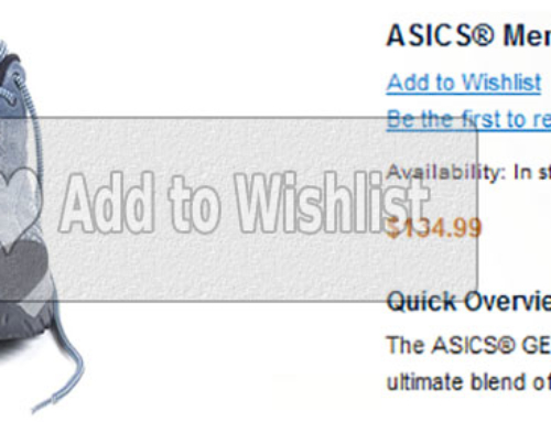 Wishlist Setting In Magento