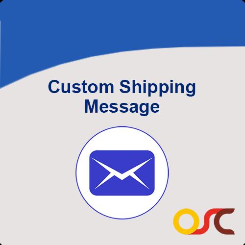 custom-shipping-message