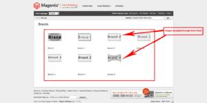 brand slider magento1 images uploaded through admin panel
