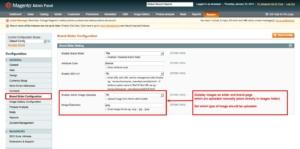 brand slider magento1 enable admin image uploader