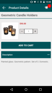 magento1 osc mcart product detail page