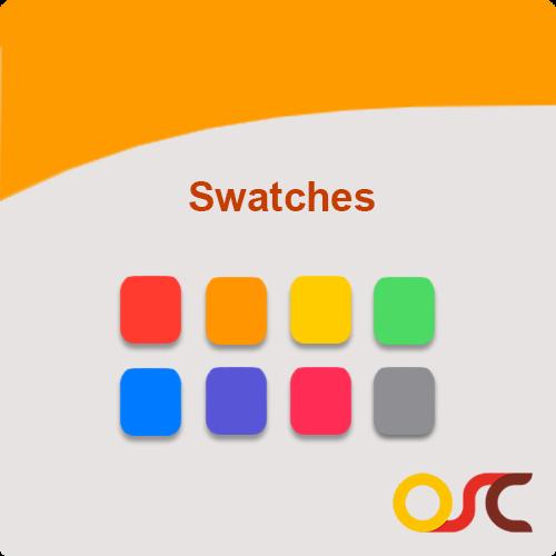 swatches