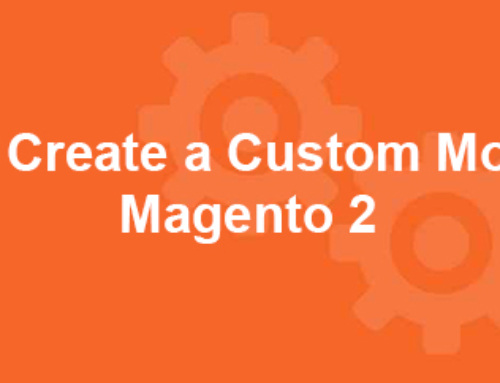 How to create a custom module in Magento® 2?