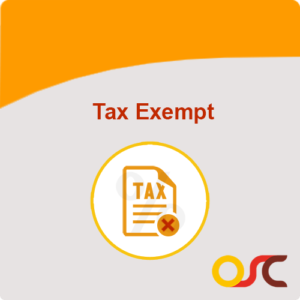 tax exempt module for magento2