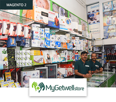My Getwell Store