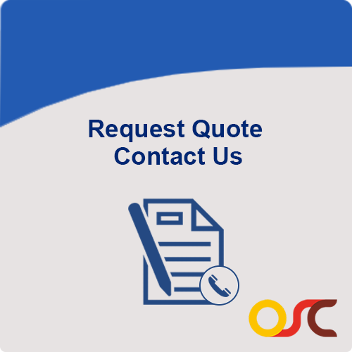 request quote contact us module box